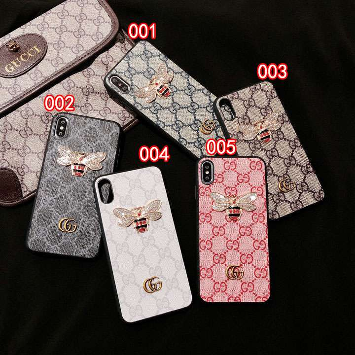 iphone12proケース gucci ハチ柄